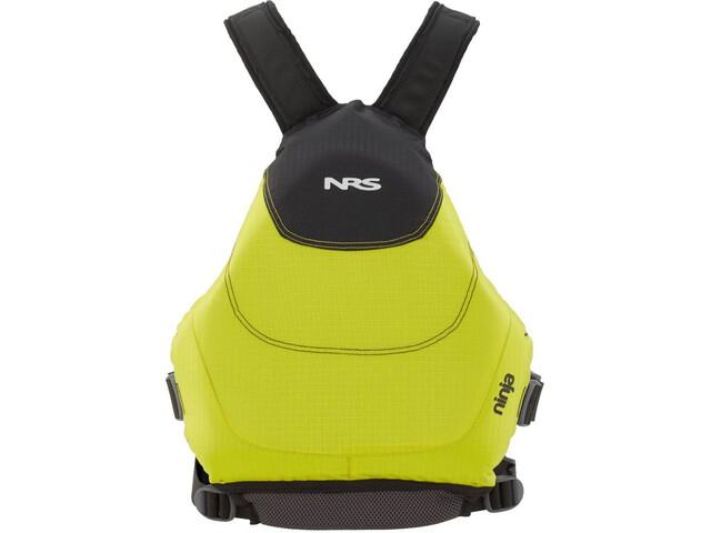 NRS Ninja Gilet de sauvetage, lime
